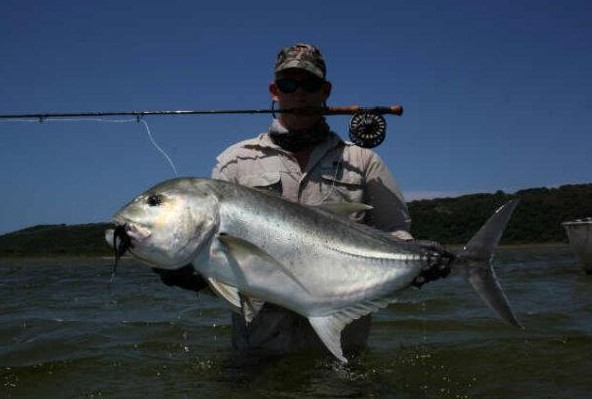 The regularly updated giant trevally 100 club.