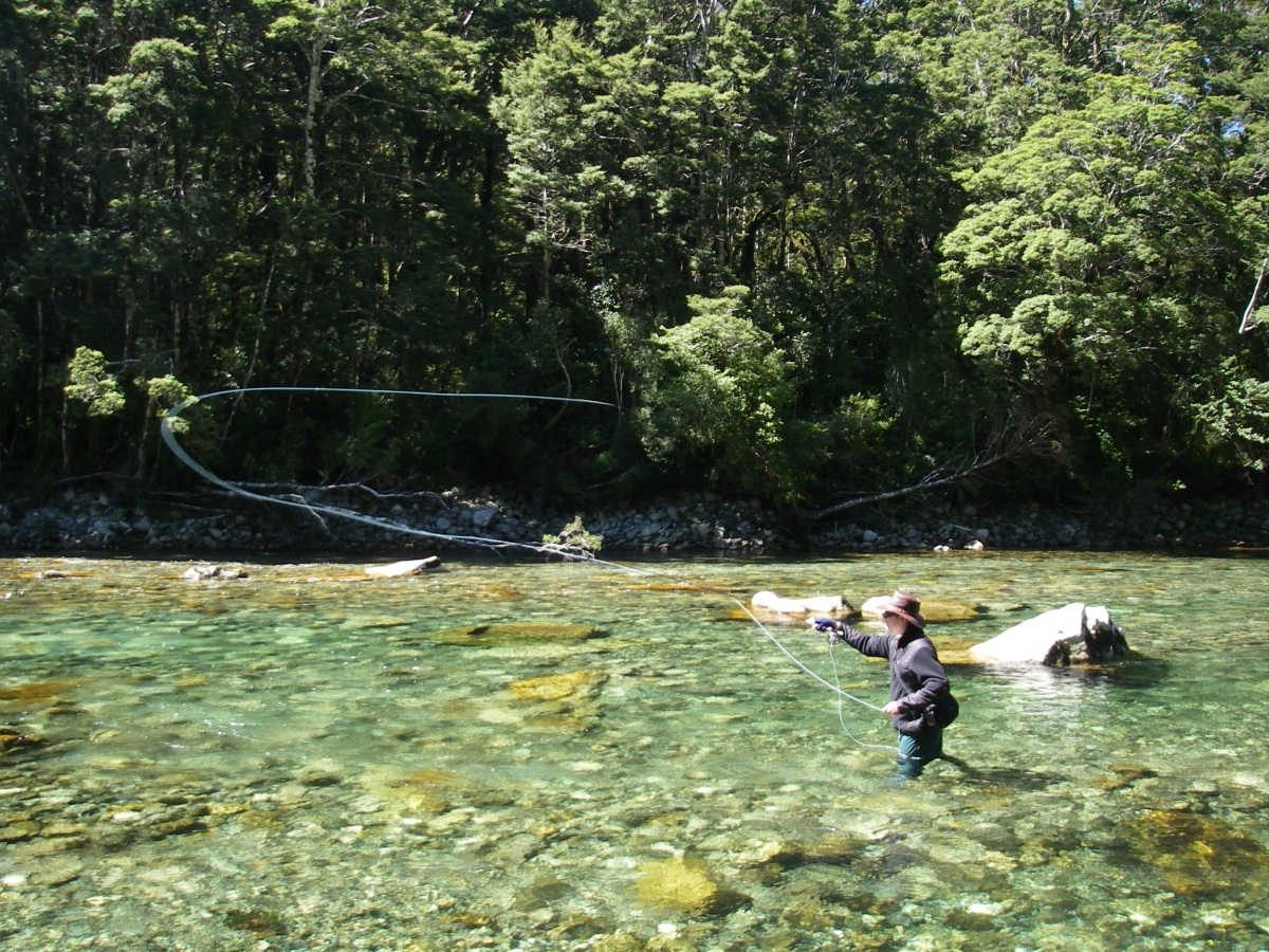 Fly fishing new zealand fly fishing for New zealand fly fishing