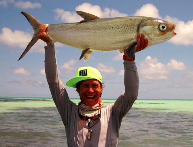 Scott de bruyn -racing snake ans milkfish whisperer of Alphonse