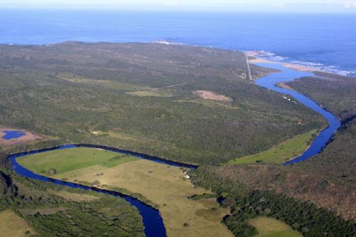 Goukama Estuary