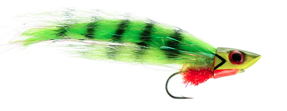 A Charlie's Pole Dancer is another fly that can be fished effectively using this technique.
